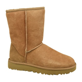 Ugg Classic Short II Shoes W 1016223-CHE brown