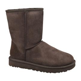 Ugg Classic Short II Shoes W 1016223-CHO brown