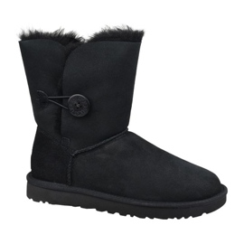 Ugg Bailey Button Ii W 1016226-BLK shoes black