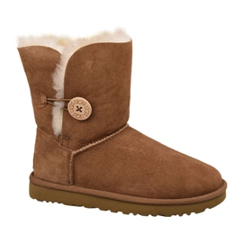 Ugg Bailey Button II Shoes W 1016226-CHE brown
