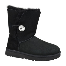 Ugg Bailey Button Bling W 1016553-BLK black