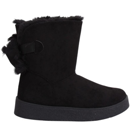 Snow boots emusy black LV70P Black