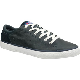 Helly Hansen Copenhagen Leather Shoe M 11502-597 shoes navy