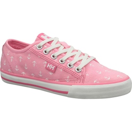 Helly Hansen Fjord Canvas Shoe V2 W 11466-185 shoes pink