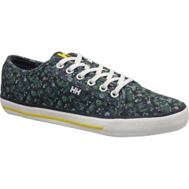 Helly Hansen Fjord Canvas Shoe V2 W 11466-580 shoes navy