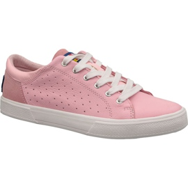 Helly Hansen Copenhagen Leather Shoe W 11503-181 pink