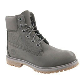 Timberland 6 In Premium Boot W A1K3P shoes grey