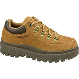 Skechers Shindigs-Stompin 48582-TAN shoes brown
