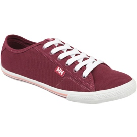 Helly Hansen Oslofjord Canvas W shoes 10836-655 red