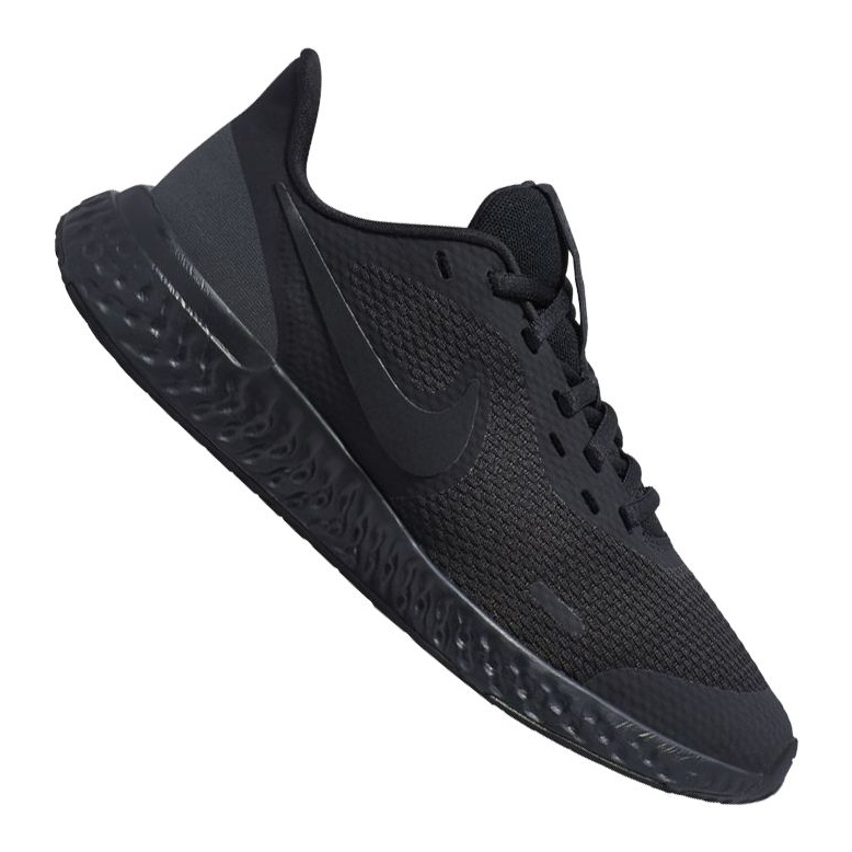 Nike Revolution 5 Gs Jr BQ5671-001 shoes black