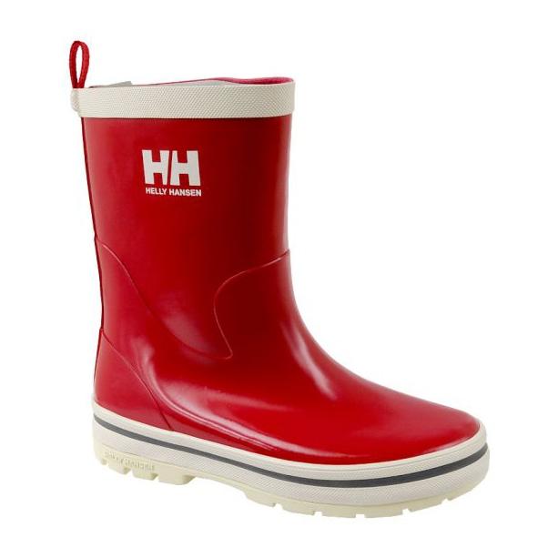Helly Hansen Midsund Jr 10862-162 shoes red