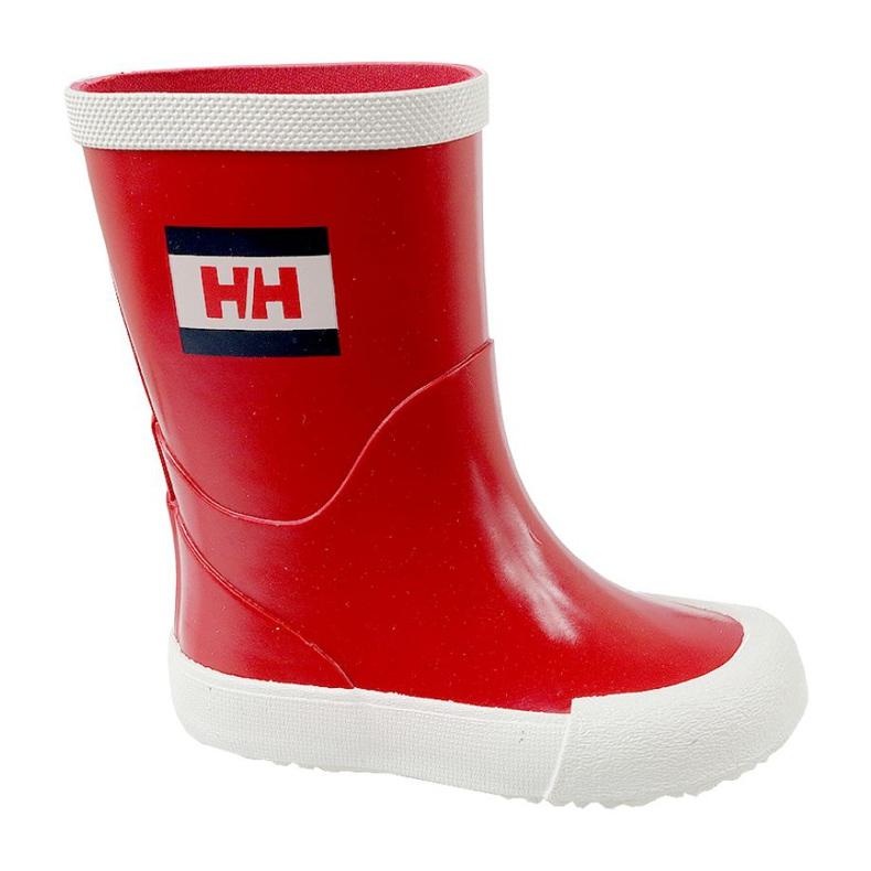Helly Hansen Nordvik Jr 11200-110 shoes red