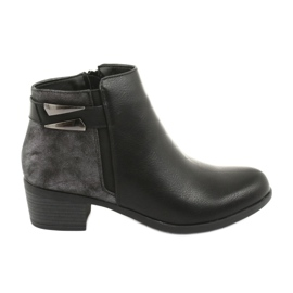 Boots Jodhpur boots buckle Daszyński 1919 black