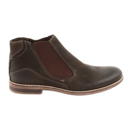 Slip-on Jodhpur Riko 863 brown