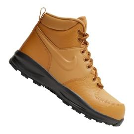 Nike Manoa Ltr Jr BQ5372-700 shoes brown