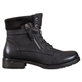 Goodin Black Boots