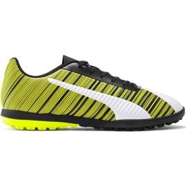 Puma One 5.4 Tt M 105653 03 football shoes yellow multicolored