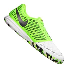 Nike LunarGato Ii Ic M 580456-137 indoor shoes green