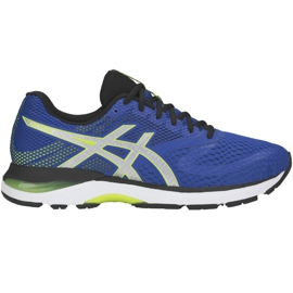 Asics Gel Pulse 10 M 1011A007 401 running shoes blue