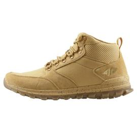 4F M D4Z19-OBMH200 83S winter boots brown