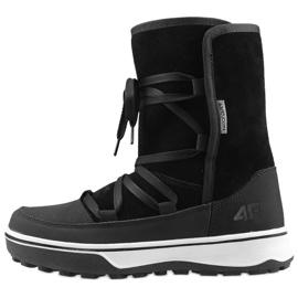 Winter shoes 4F W D4Z19-OBDH201 21S black