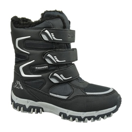Kappa Great Tex Boot Jr 260558T-1115 shoes black
