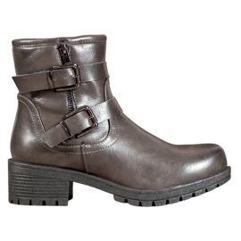 SHELOVET Classic Workers grey
