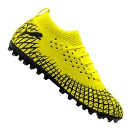Puma Future 4.2 Netfit Mg M 105681-02 football boots yellow