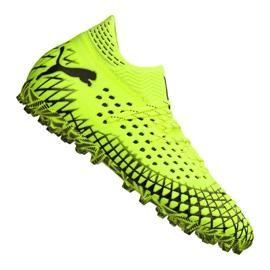 Puma Future 4.1 Netfit Mg M 105678-03 football boots yellow yellow