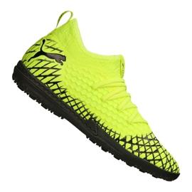 Puma Future 4.3 Netfit Tt M 105685-03 football boots yellow yellow