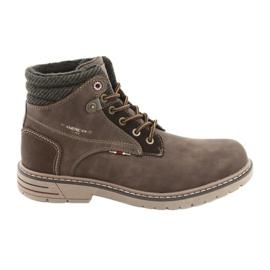 American club RH35 brown men's shoes