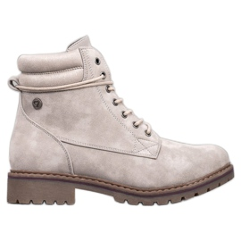 Goodin Warmed Trappers grey
