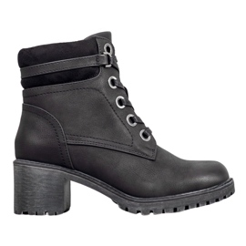 Goodin Insulated Ankle Boots black