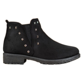 SHELOVET Boots With Studs