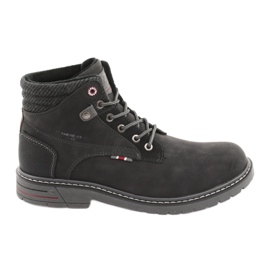 American club men's shoes RH35 black