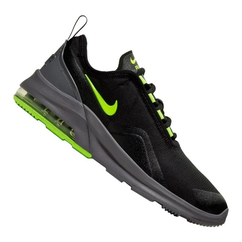 Nike Air Max Motion 2 Gs Jr AQ2741-011 shoes black