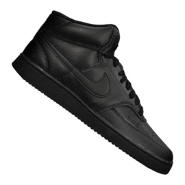 Nike Court Vision Mid M CD5466-002 shoes black