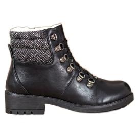 J. Star Stylish boots black