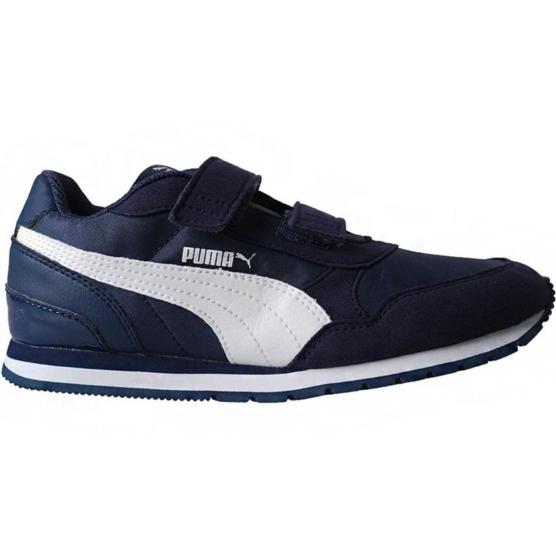 Puma St Runner v2 Nl V Ps Jr 365294 09 shoes navy