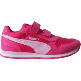 Puma St Runner v2 Nl V Ps Jr 365294 12 shoes pink