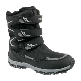 Kappa Winter Boots Great Tex Jr 260558K-1115 black