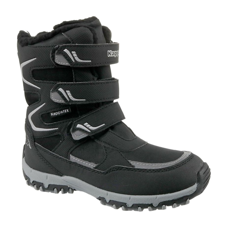 Kappa Winter Boots Great Tex Jr 260558K-1115 black