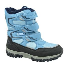 Winter boots Kappa Great Tex Jr 260558K-6467 blue