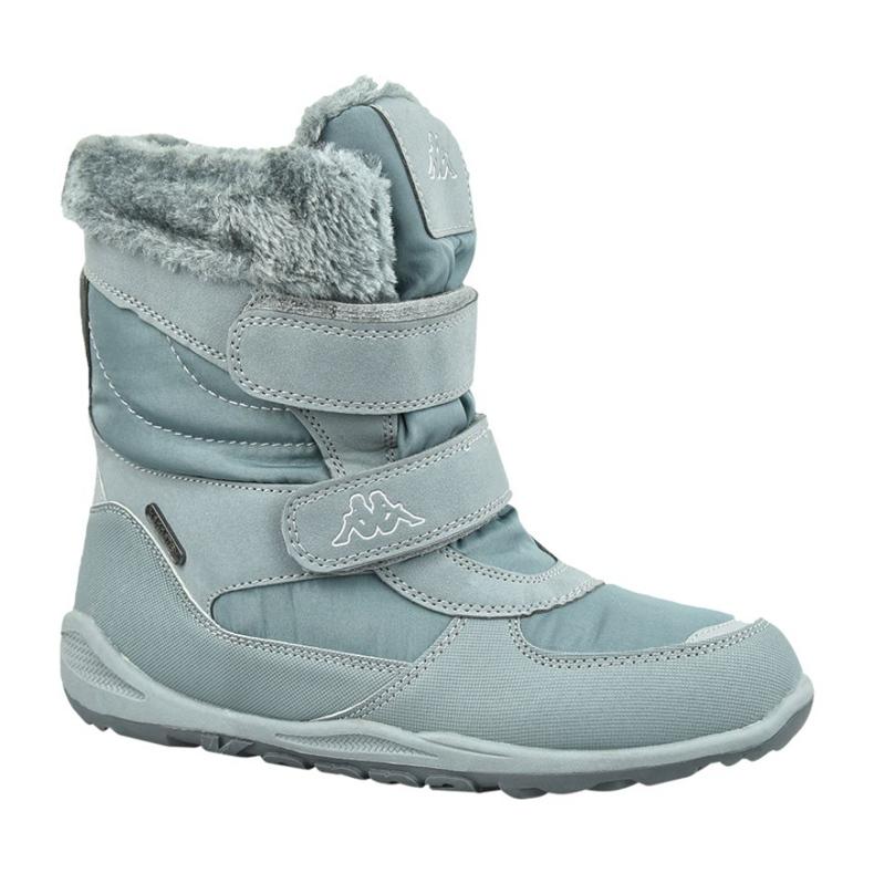 Kappa Gurli Tex Jr 260728T-1615 winter boots grey