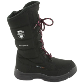Snow boots with American Club SN12 membrane black