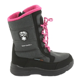 Snow boots with American club SN13 membrane gray