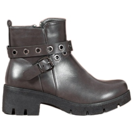 SHELOVET Gray Workers grey
