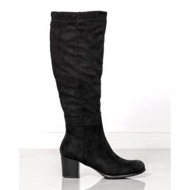 Classic VINCEZA Boots black