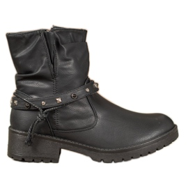 J. Star Workers With Decorative Strap black