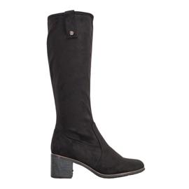 Filippo Classic Boots On A Pole black